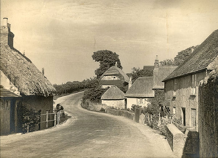Shalfleet Village 1929