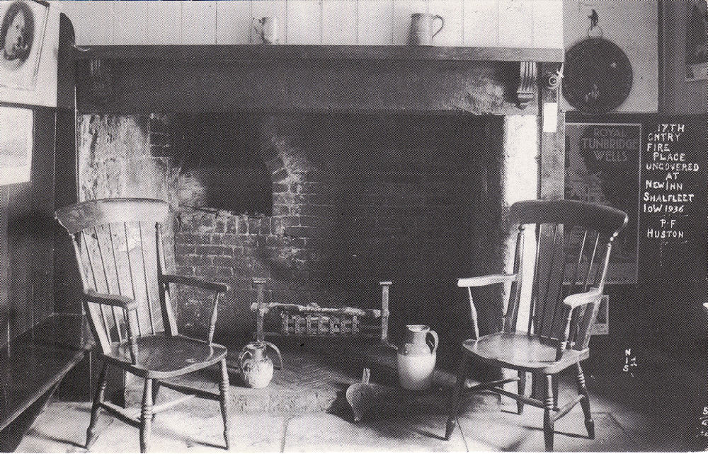 new Inn interior 1936